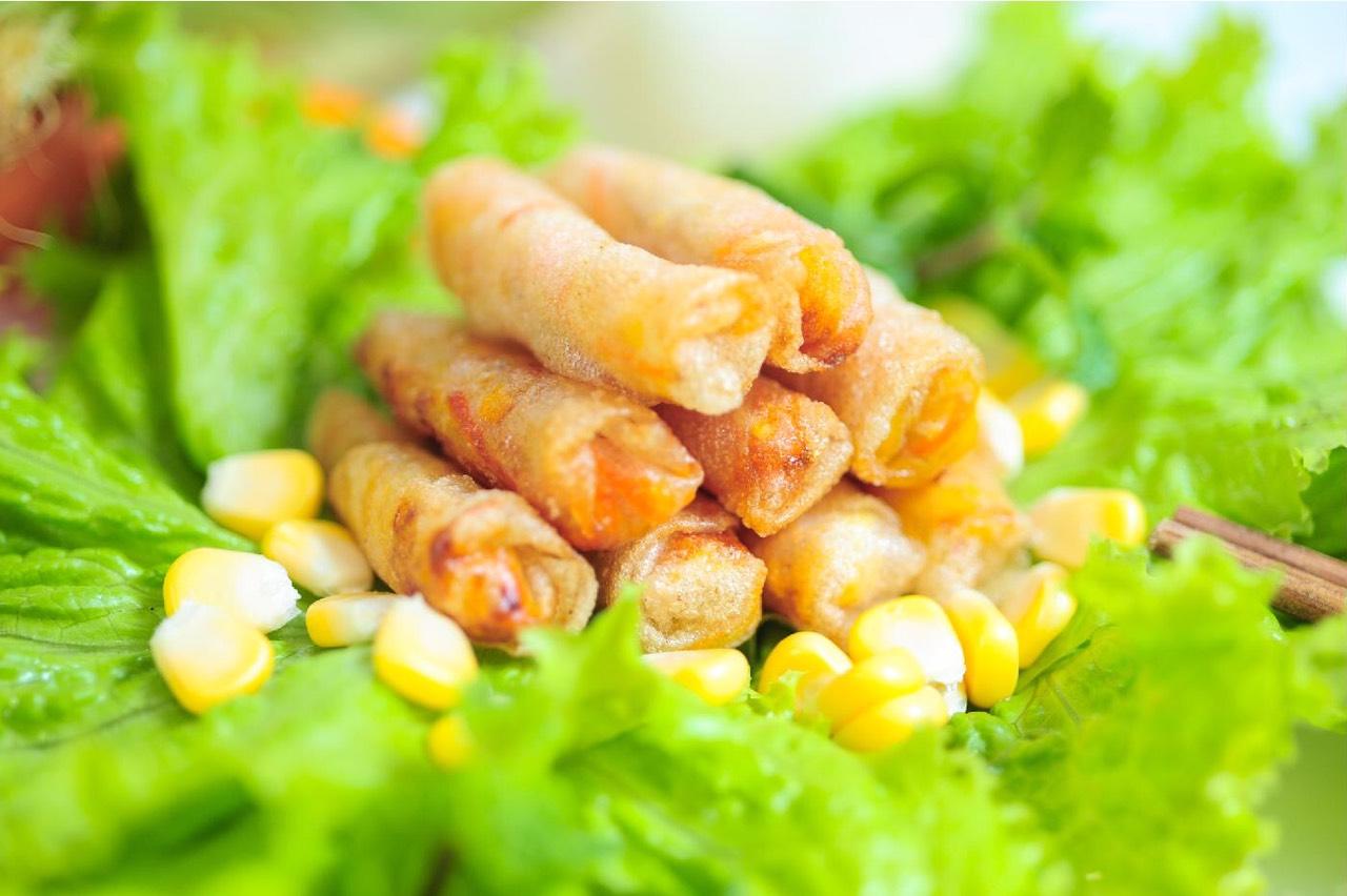 Món ăn chả ram chay bình định